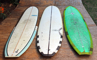 Hand-made surfboards from VT