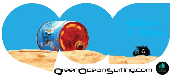 Green Ocean Surfing - Background